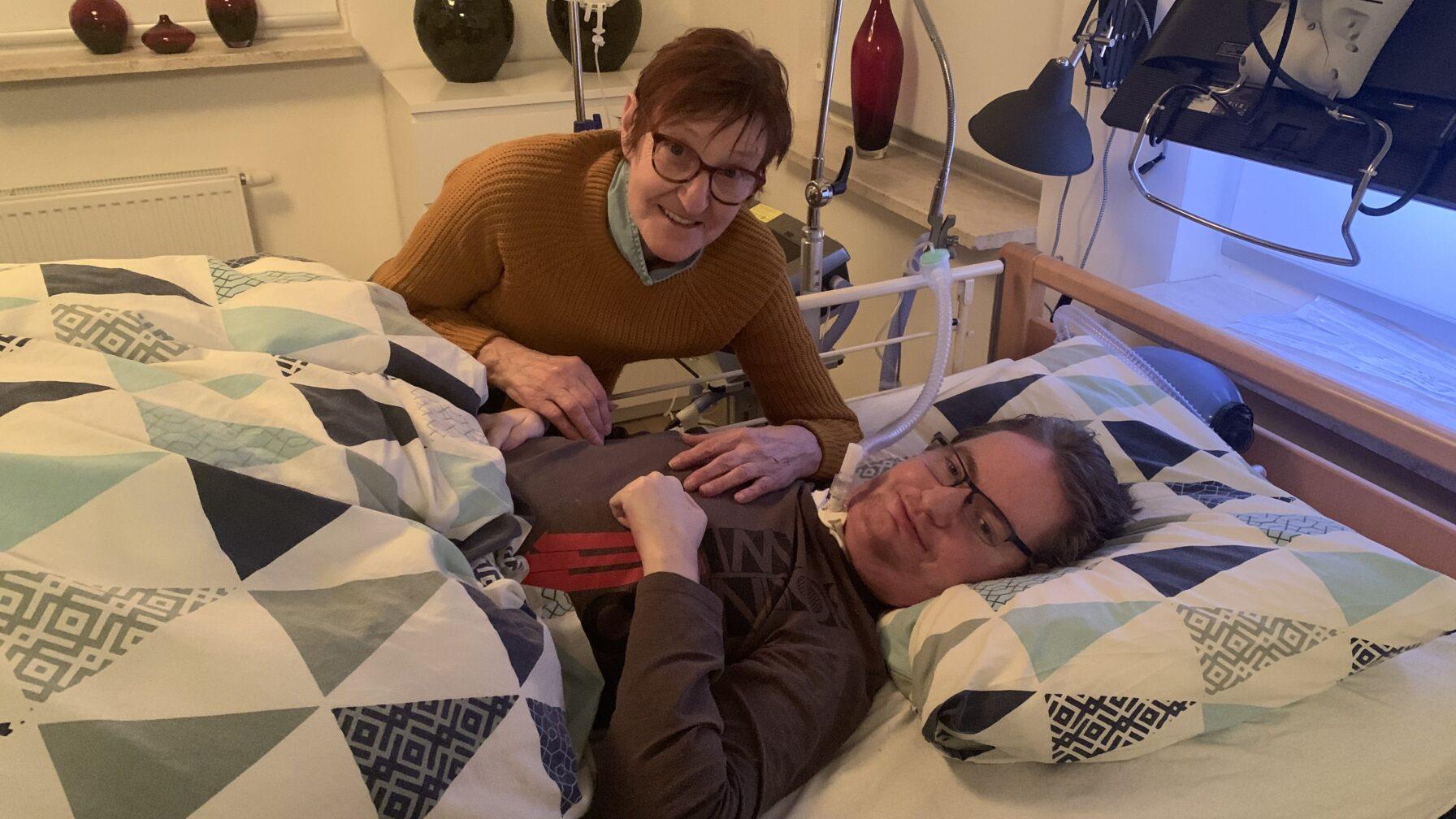 Deterink hielp Rob en zijn moeder aan een hypotheek