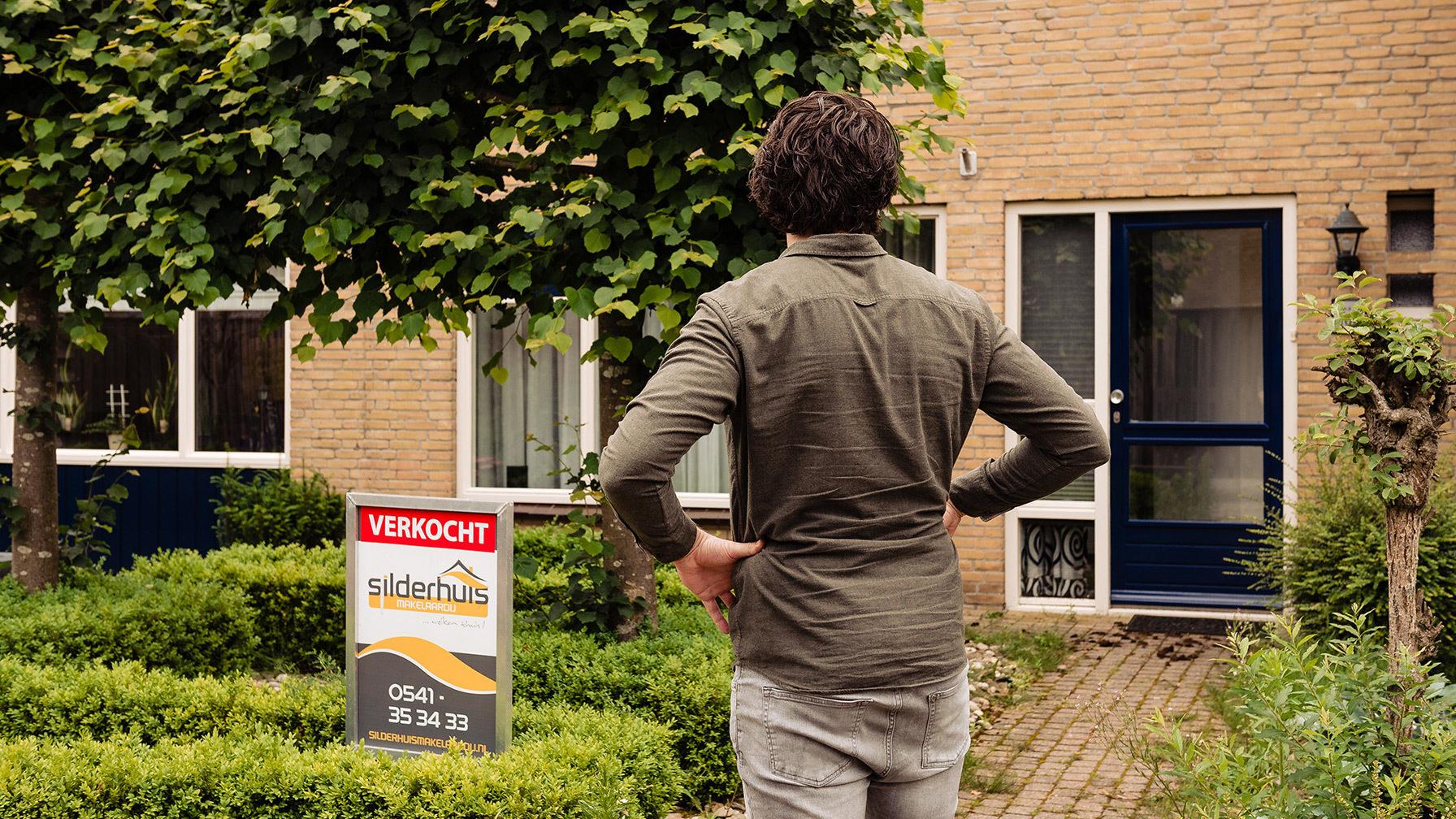 Op zoek naar een huis? Praat met je persoonlijk adviseur!
